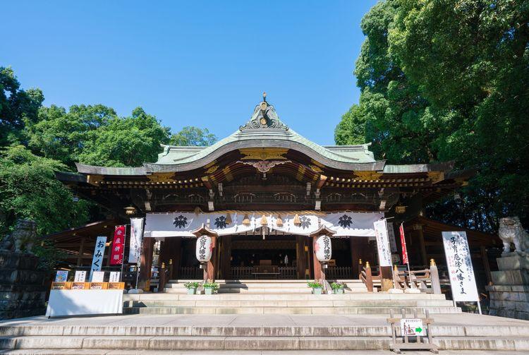 「東京のへそ」と呼ばれる古代以来の聖地・大宮八幡宮の巡り方