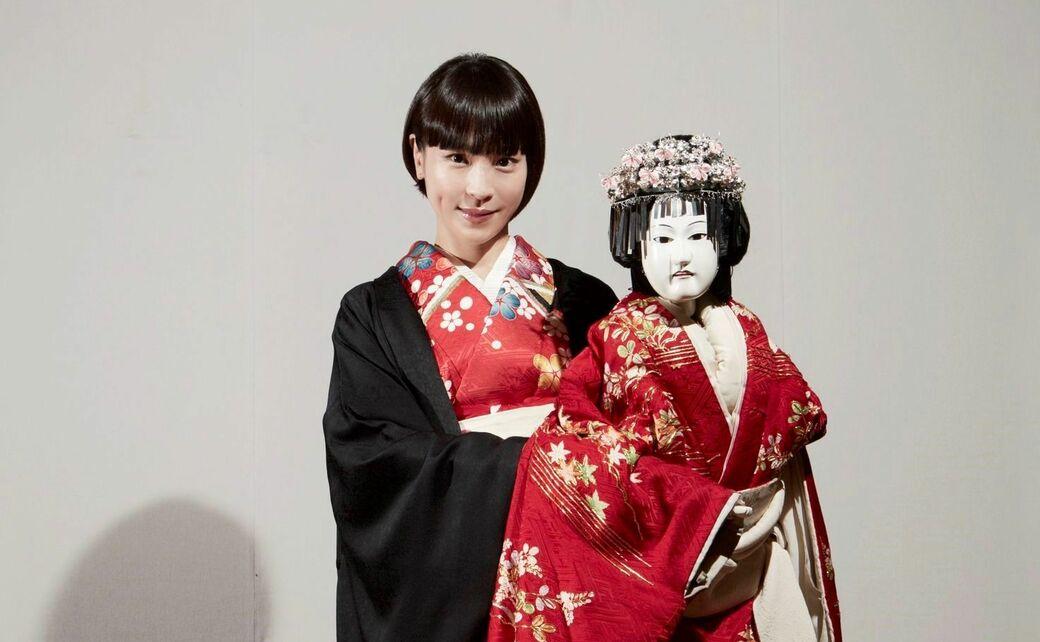 挑戦し続けるクリエイター清川あさみ、人形浄瑠璃とその手応え