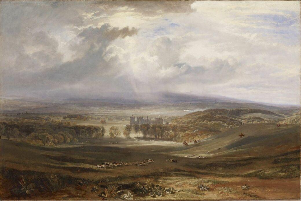 ターナー、コロー…風景画は「つまらない」とおもって見よう