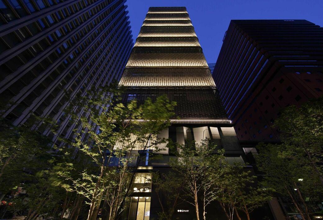 東京都心でも可能な3密回避の温泉旅「星のや東京」